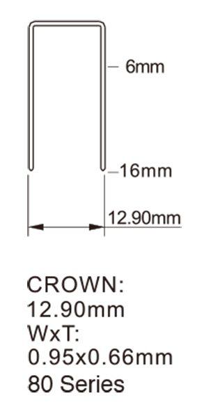 21 Gauge 5 8 Quot Upholstery Stapler Power Built Tools